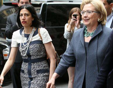 """FBI wznawia śledztwo ws. maili Clinton. """"NYT"""": Chodzi o seksskandal"""