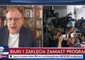 """""""(D)Efekt Tuska""""? TVP Info na """"paskach"""" z własną opowieścią o PO i jej..."""
