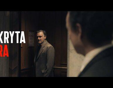 """Jest zwiastun filmu """"Ukryta Gra"""". To ostatnia produkcja Piotra..."""