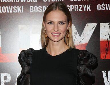 Żona Piotra Adamczyka zagra z Bradem Pittem. Karolina Szymczak kręci...