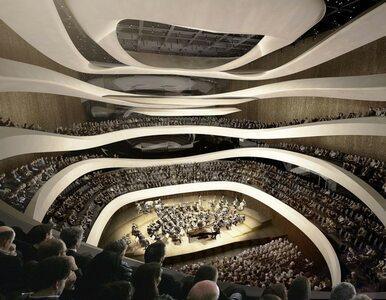 Warszawa. Jest zgoda na budowę nowego gmachu Sinfonia Varsovia