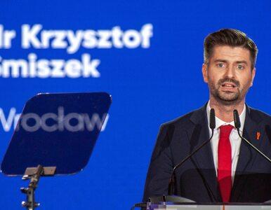 Krzysztof Śmiszek: Dostaję dziesiątki, jeśli nie setki nienawistnych maili