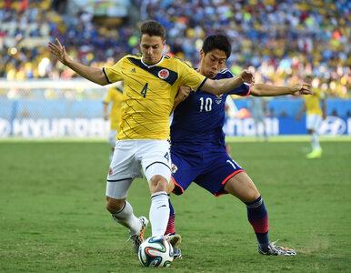 MŚ 2014: Kolumbia wygrywa, Japończycy wracają do domów