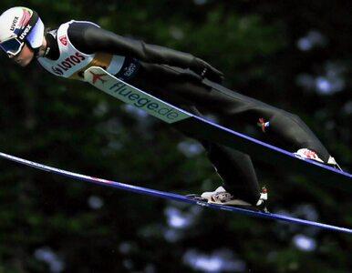 Marius Lindvik najlepszy w Garmisch-Partenkirchen. Dawid Kubacki na podium