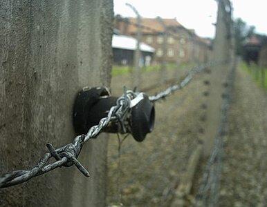 Niemiecka prasa: profanacja w obozie koncentracyjnym