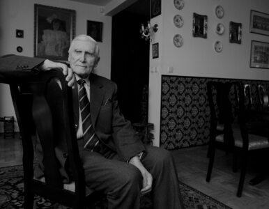 Nie żyje prof. Witold Kieżun. Uczestnik Powstania Warszawskiego i...