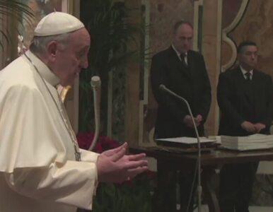 Papież Franciszek: Zbliżenia USA i Kuby dokonali dyplomaci