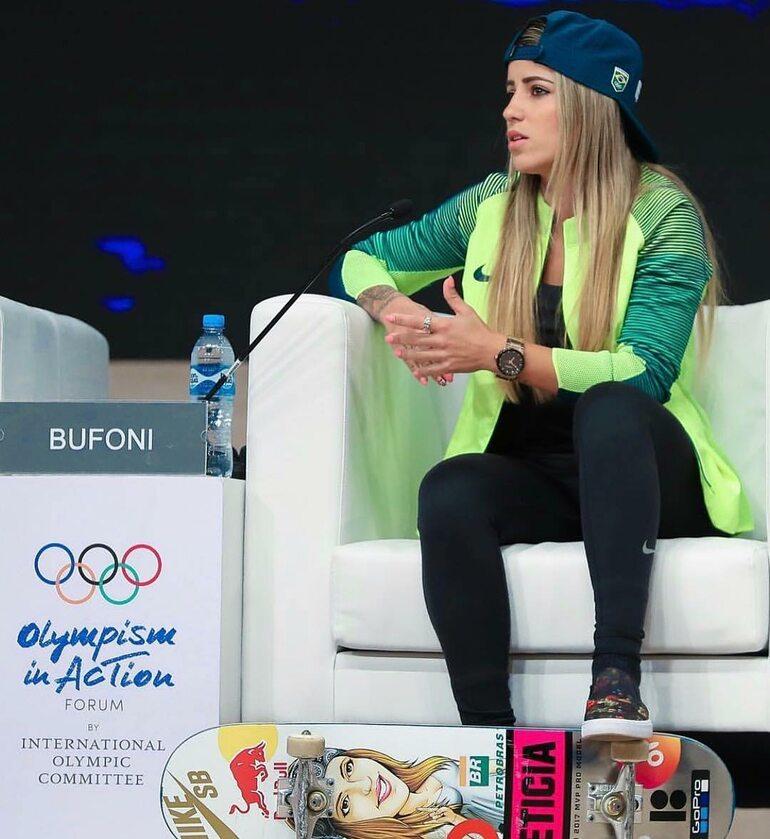 Leitcia Bufoni