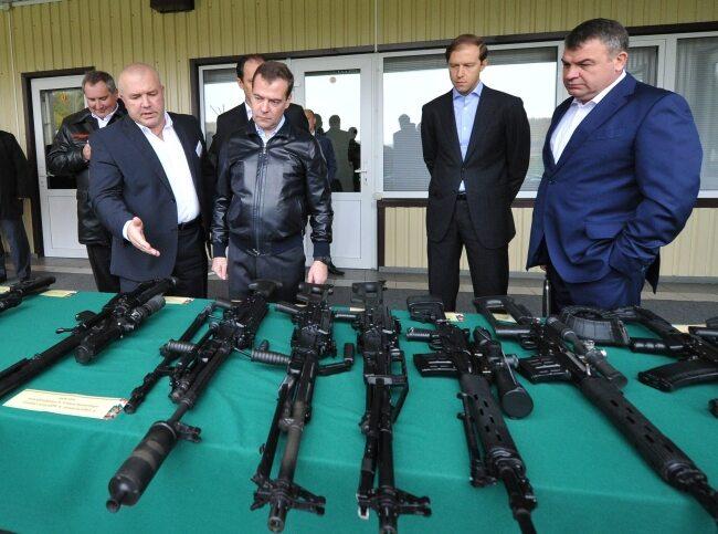 ...a było się czemu przyglądać (fot. EPA/ALEXANDER ASTAFYEV / RIA NOVOSTI/PAP)