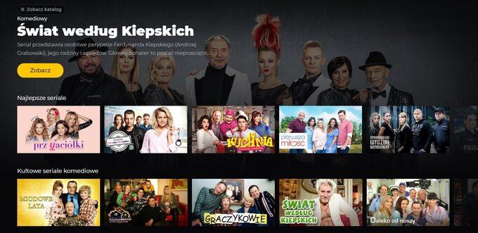 Polsat Go es deportes, películas, series y entretenimiento al más alto nivel