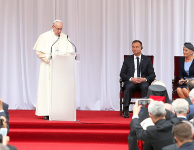 Papież Franciszek: Potrzebna jest gotowość przyjęcia ludzi uciekających...