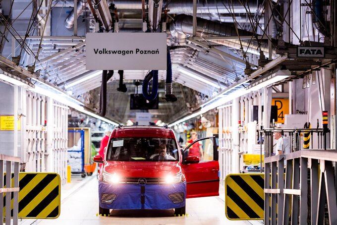 Fabryka Volkswagena wPoznaniu