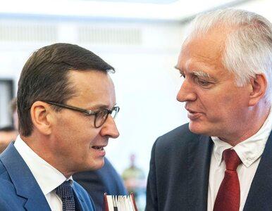 """Jarosław Gowin prognozuje, kto może zostać premierem. """"Rozstrzygną to..."""