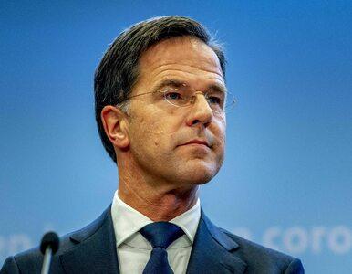 Rząd Holandii rezygnuje. To efekt afery związanej z zasiłkami