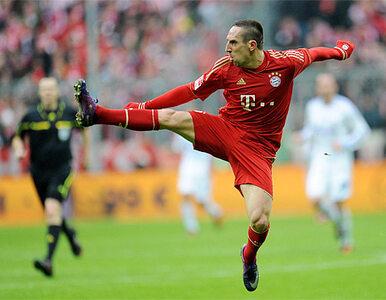 Ribery chce być w Bayernie do końca