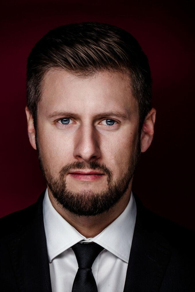 Bartosz Golis, prezes spółki Wegner