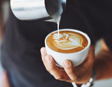 Kofeina może zrównoważyć niektóre zagrożenia zdrowotne diet bogatych w...