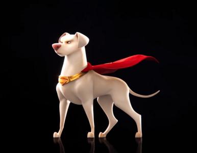 """""""DC League of Super-Pets"""". Pies Supermana bohaterem nowej animacji...."""