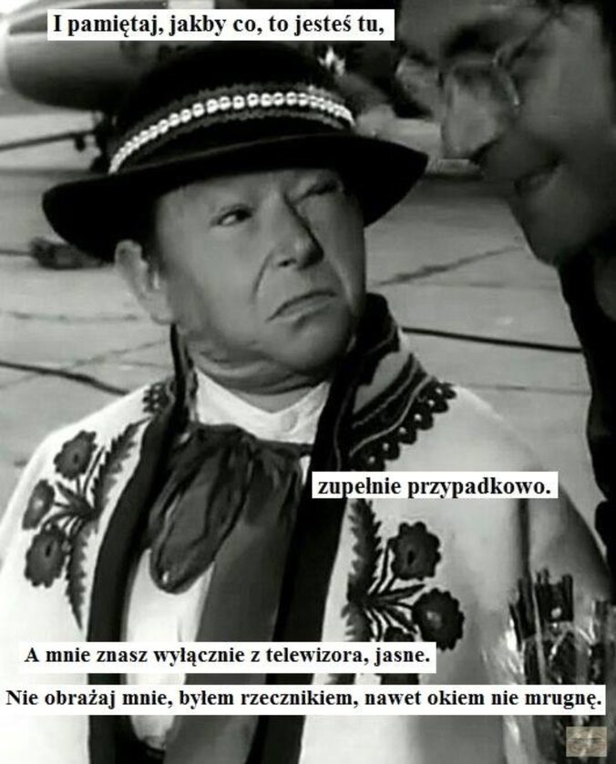 """Mem po emisji materiału """"Wiadomości"""""""