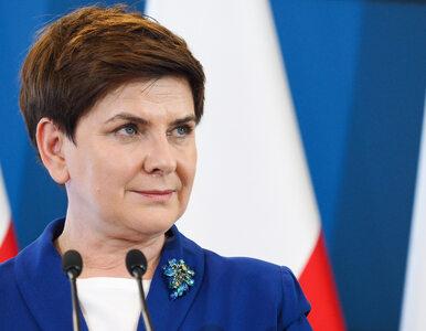 Beata Szydło: Nie chciałabym skończyć jak Kopacz - samotna i opuszczona