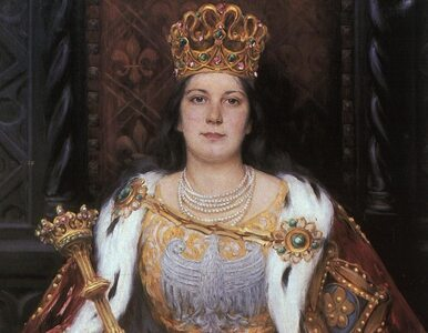Pierwsza kobieta, która została polskim królem. Na czele rycerskiej...