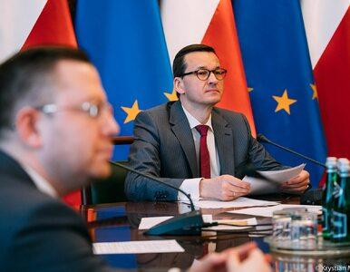 Premier Morawiecki: Rozpoczyna się kryzys o charakterze globalnym