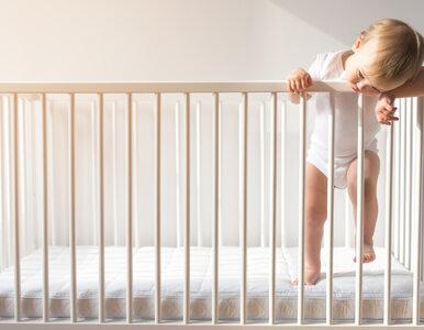 Wadliwe łóżeczka, kołyski, nosidełka i kojce. UOKiK ostrzega rodziców