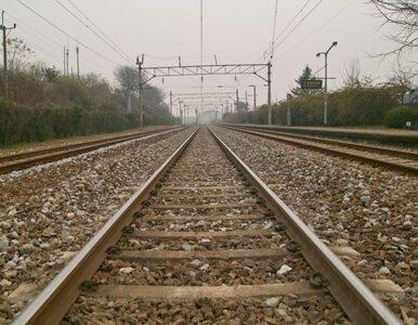 Pod Bydgoszczą wykoleiła się lokomotywa