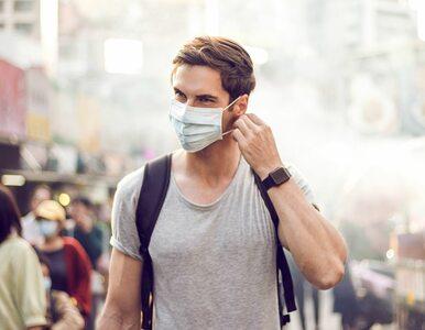Naukowcy: Ci, którzy noszą maseczki, nie zapominają też o higienie rąk