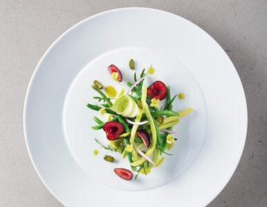 """""""Najlepsza restauracja na świecie"""" to Mirazur.  Dania wyglądają jak..."""