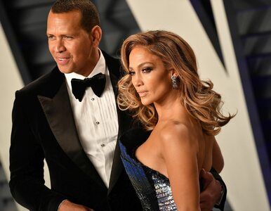 Jennifer Lopez się zaręczyła! Kto jest wybrankiem JLo?