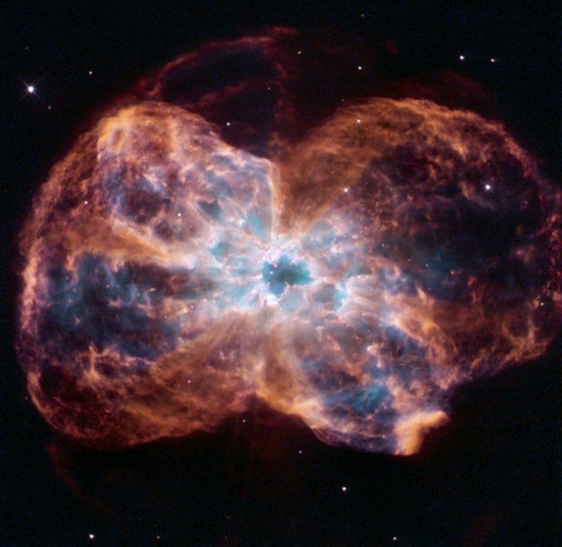 Wybuch gwiazdy podobnej do słońca. 513,672 polubień