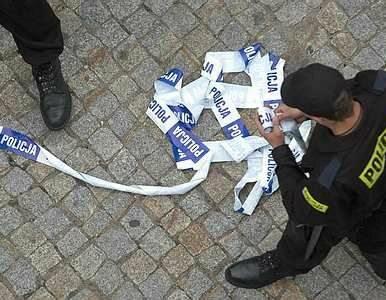 Policja szukała bomby przy Al. Ujazdowskich