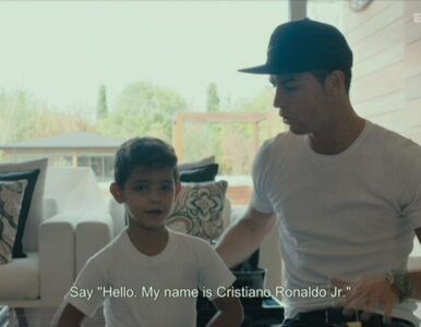 Zobacz trailer dokumentu o życiu Cristiano Ronaldo