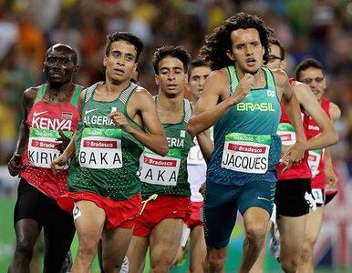 Niezwykłe dokonanie paraolimpijczyków. Pobiegli szybciej niż mistrz...