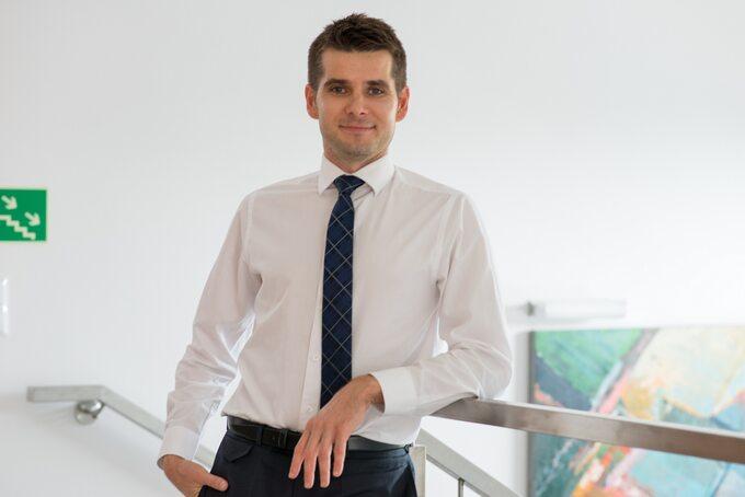 Rafał Piszczek, CEO Medfile.pl