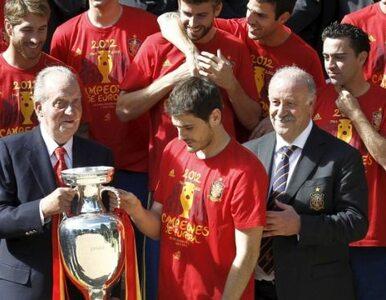 Król Hiszpanii: nie jest łatwo mówić do naszych piłkarzy
