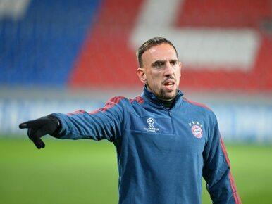 Ribery: Złota Piłka należy się mi