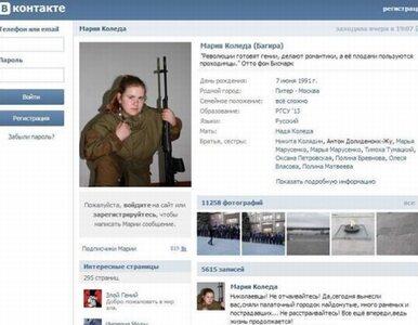 23-letnia Rosjanka aresztowana. Była szpiegiem i strzelała do ludzi