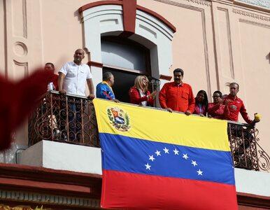 Początek końca reżimu w Wenezueli