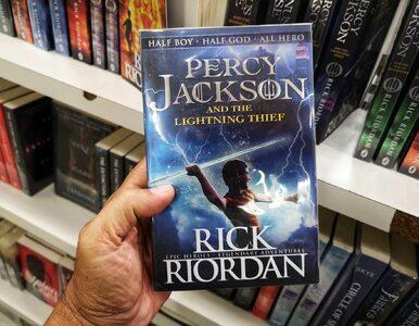 Trwają poszukiwania serialowego Percy'ego Jacksona. Rick Riordan pisze o...