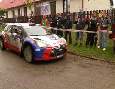 Wisławski: Kubica stanie na podium WRC