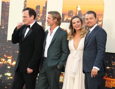 """Gwiazdy na premierze """"Pewnego razu... w Hollywood"""". DiCaprio..."""