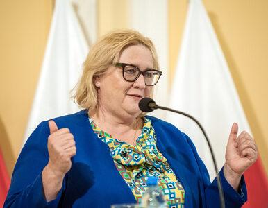 Prof. Manowska: Zgłosiłam swoją kandydaturę do SN