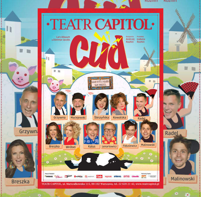 """""""CUD"""" wTeatrze Capitol"""