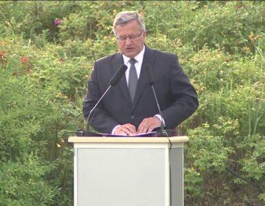 Prezydent na Westerplatte: Wojnę poprzedziły ustępstwa wobec agresywnej...