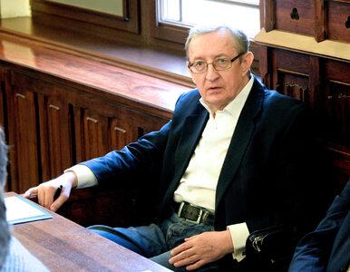 Były senator Józef Pinior skazany za poświadczenie nieprawdy. Chodzi o...
