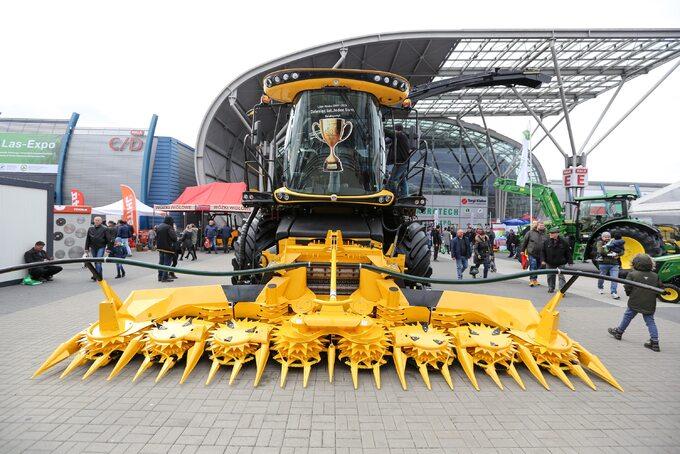Targi Kielce -AGROTECH