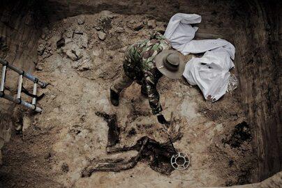 Bykownia. Archeologia zbrodni