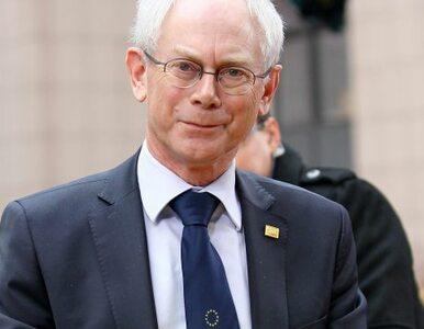 Van Rompuy wciąż będzie szefem Rady Europejskiej
